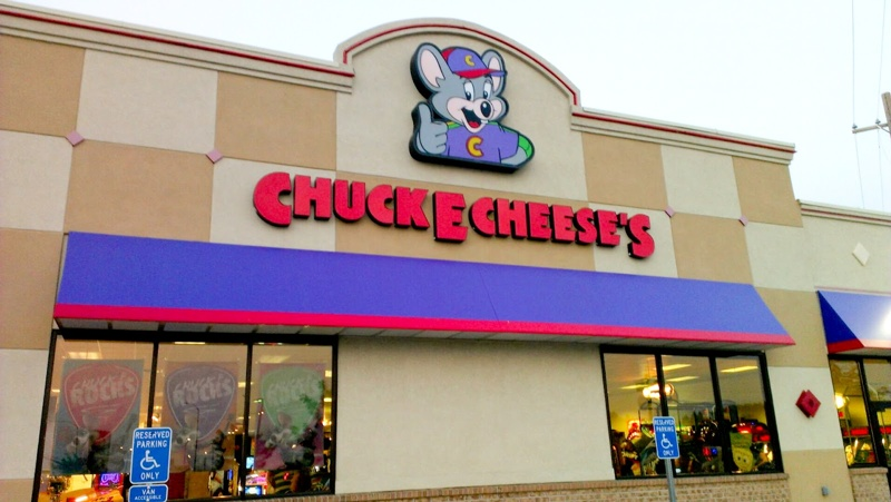 Chuck E Cheese Guest Survey