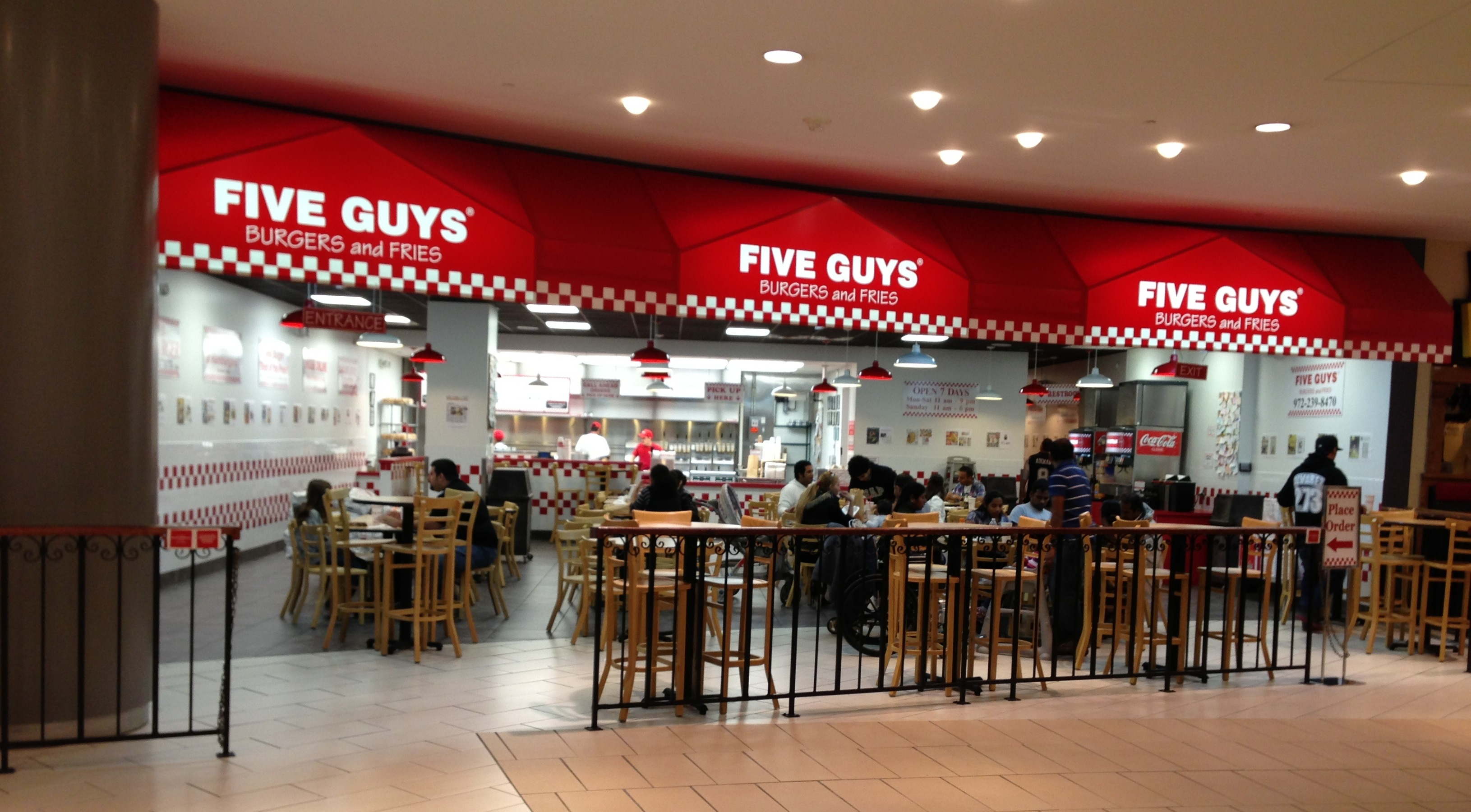 www.fiveguys.com/survey