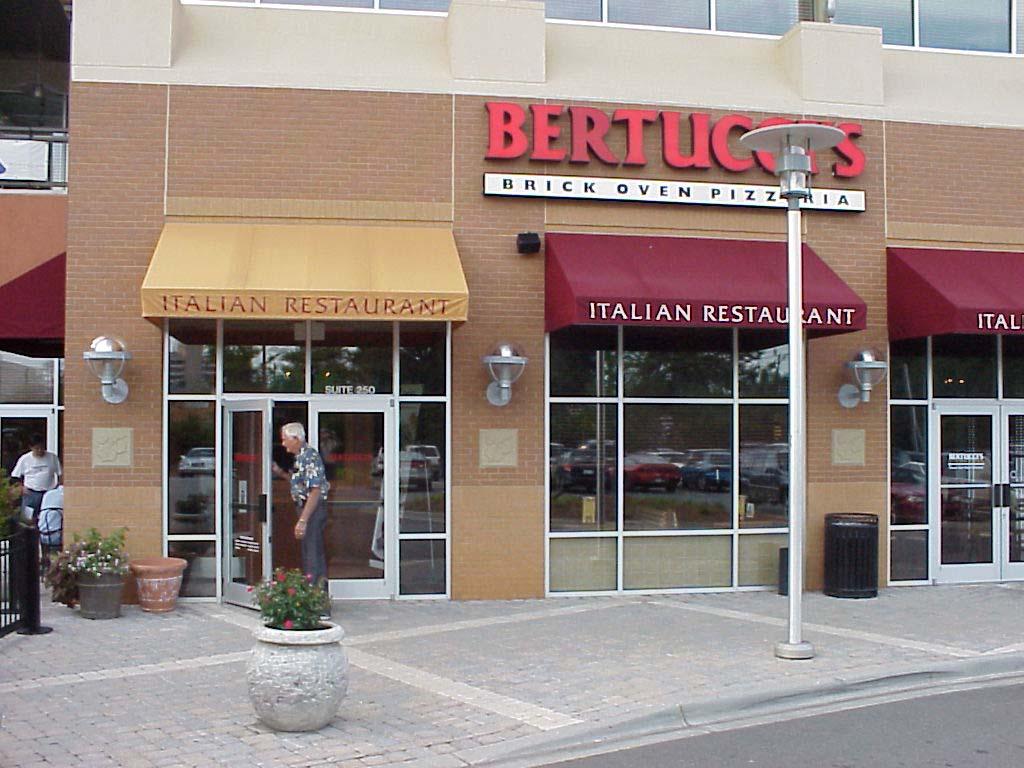 Bertuccis Italian Restaurant