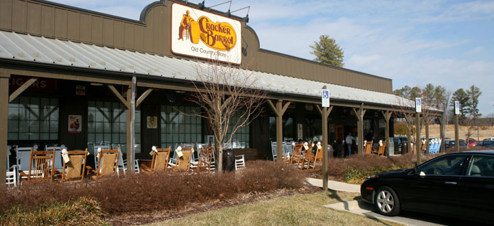 Cracker Barrel Encuesta
