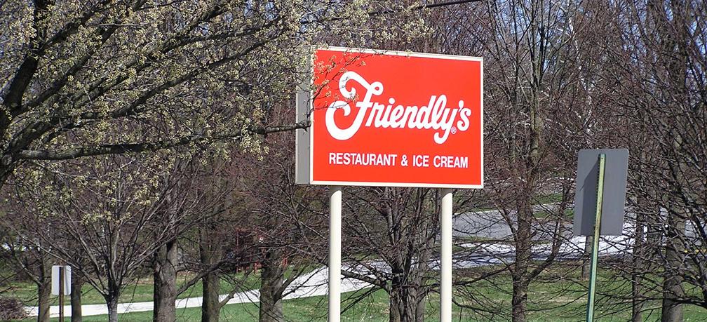 Friendly's Restaurant survey