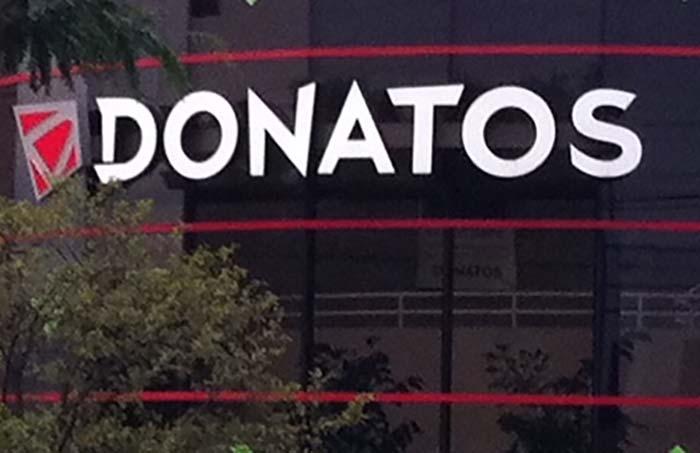 Coupon code donatos