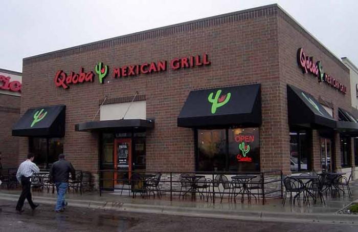 Qdoba Mexican Grill Survey