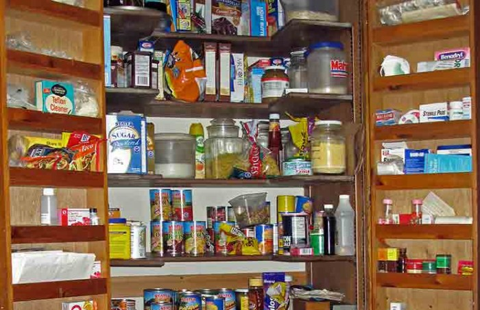 Cheap Pantry Groceries
