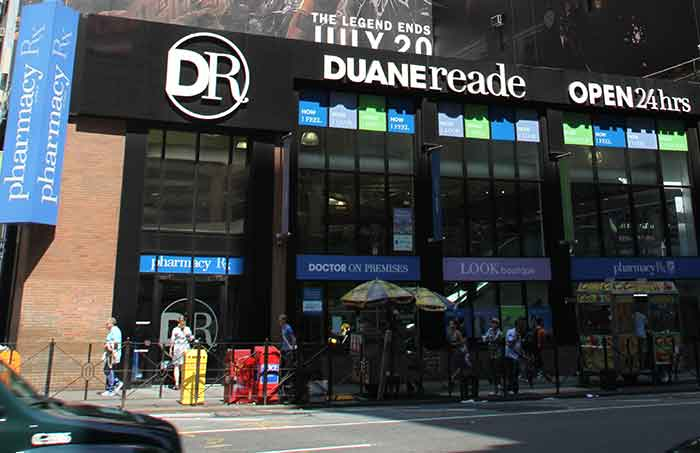 Duane Reade Customer Satisfaction Survey