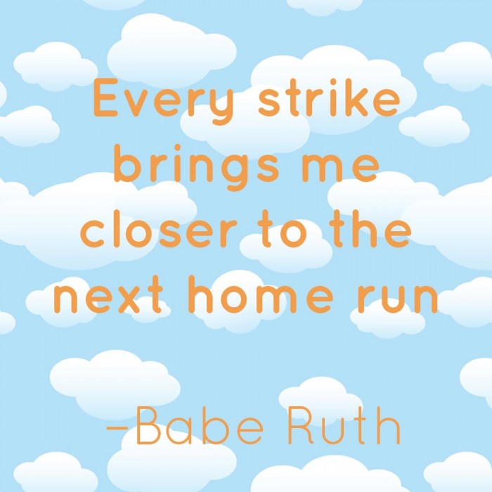 Every Strike Brings Me Closer