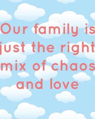 Our Family Is