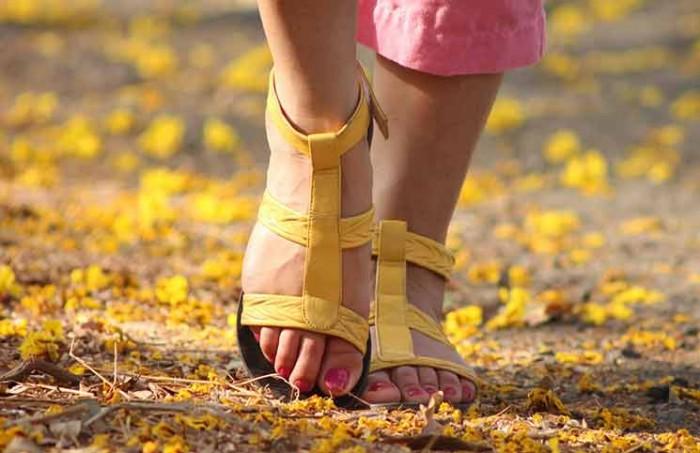 DIY Home Foot Spa