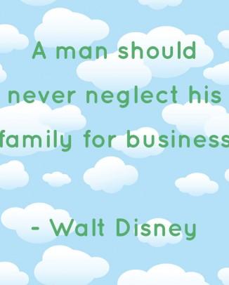 A Man Should