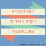 Shopping Medicine