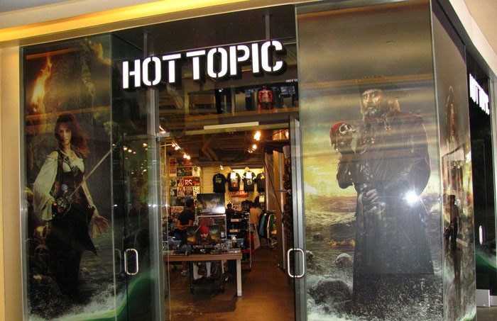 Hot Topic. M likes. This page is only monitored Monday - Friday, 9AM PST - 6PM PST.