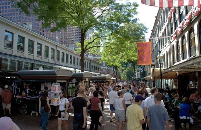 Shop in Boston