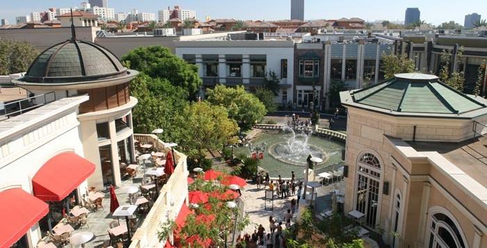 Shopping Mall - The Grove