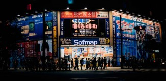 Discount Shopping in Japan